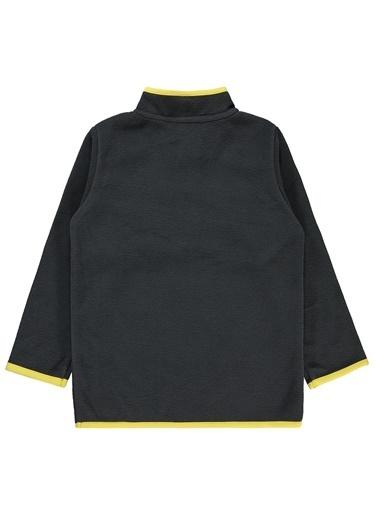 Civil Boys Erkek Çocuk Sweatshirt  Füme